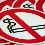 Choose to end smoking and stop the intake of poisonous chemicals